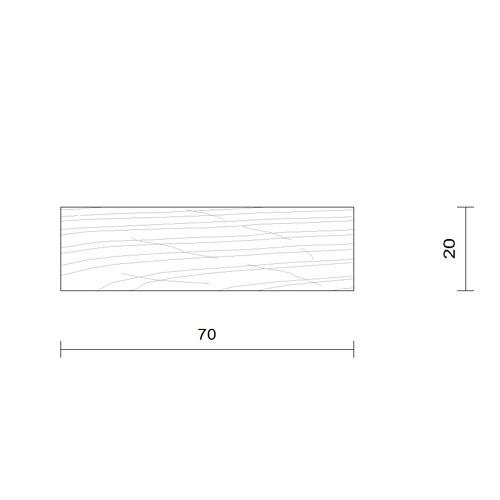 bardage douglas claire voie vertical 20 x 70
