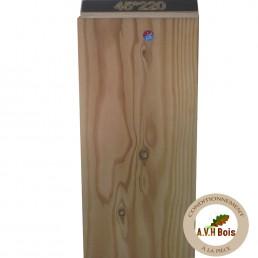 ossature bois douglas 45 x 220 mm