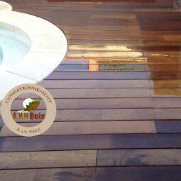 terrasse en bois, lame de terrasse bois, lame de terrasse bois exotique, lame de terrasse itauba