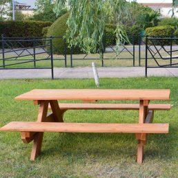table bois douglas pour enfant