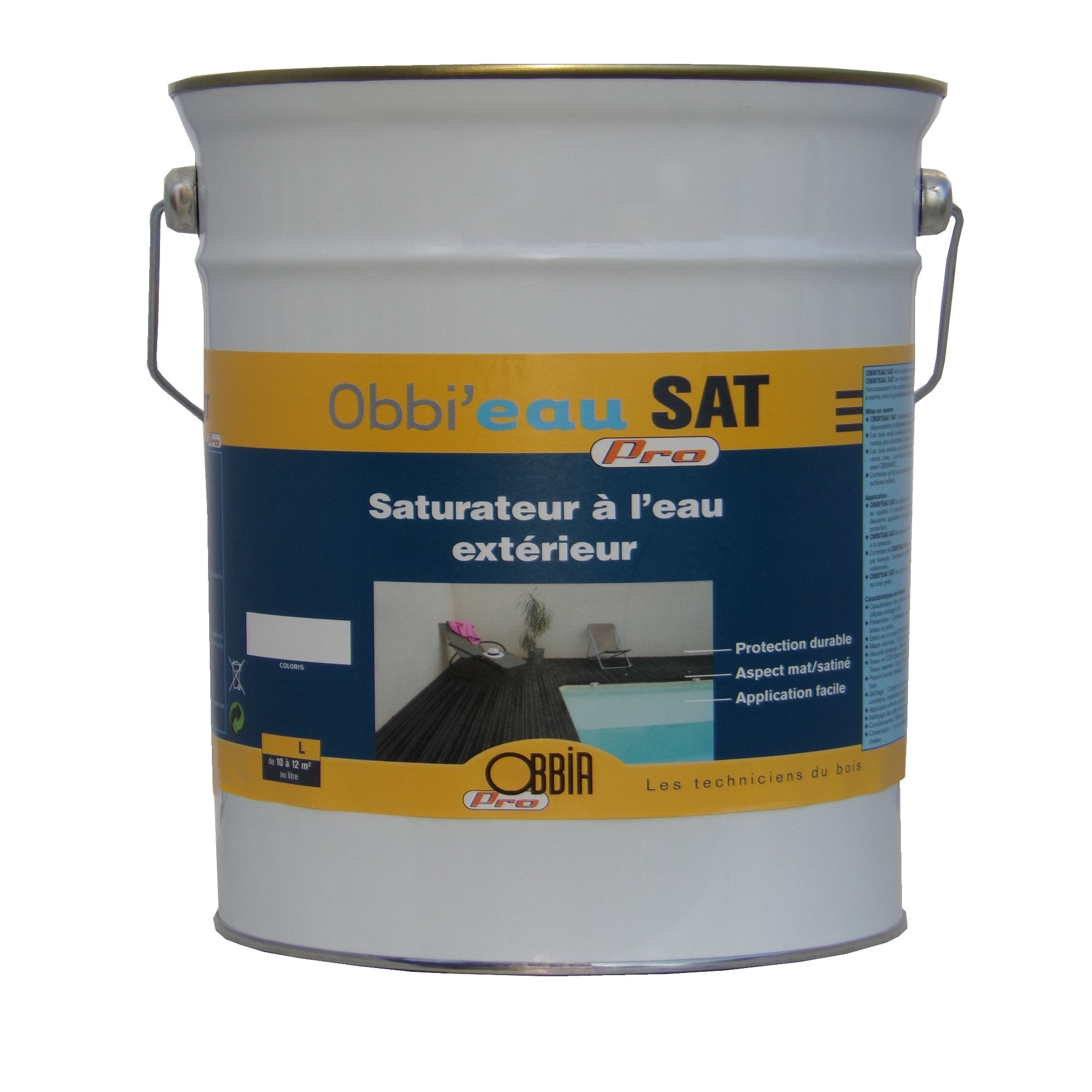 saturateur, obbieau sat