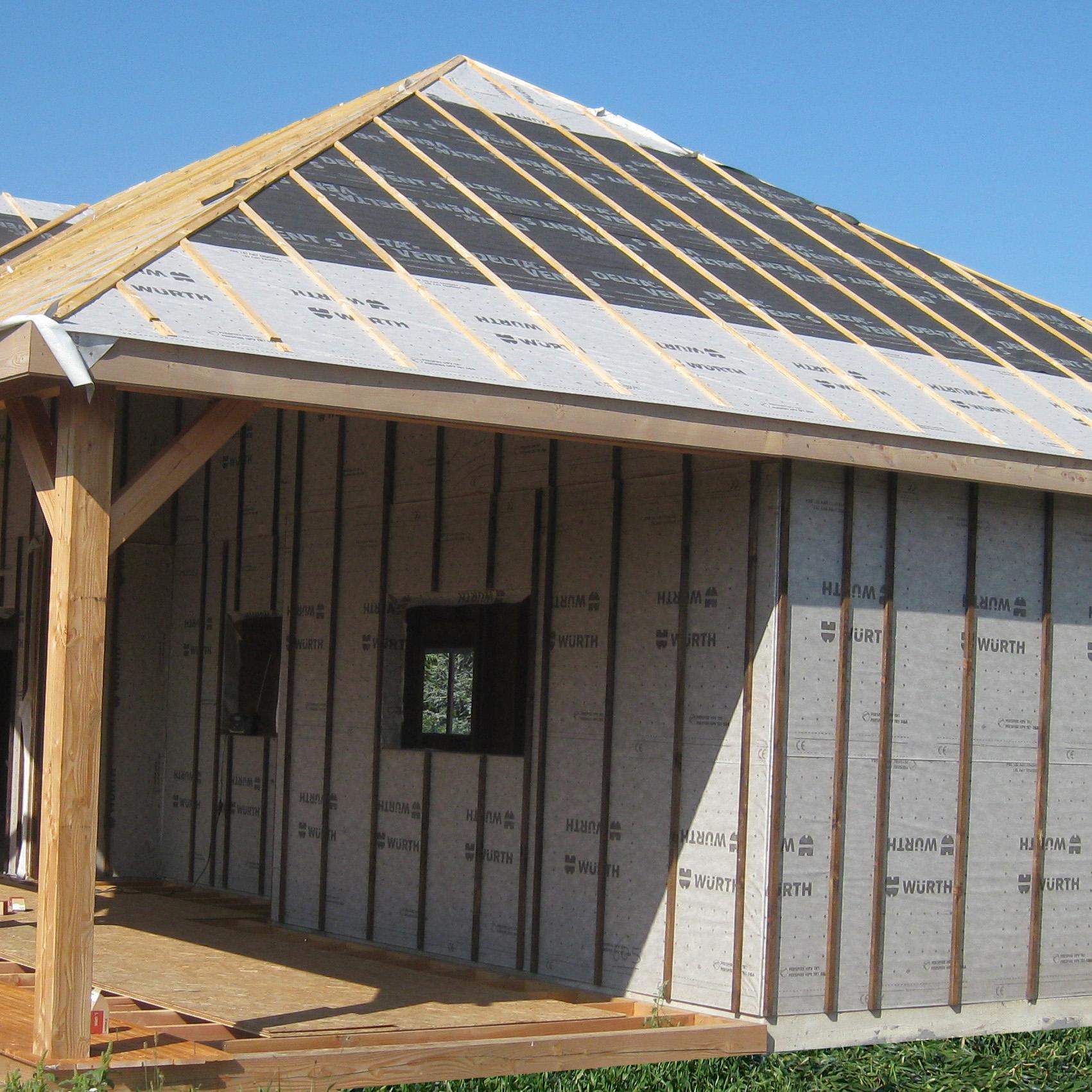 Bardage Bois Vertical Interieur avh bois - spécialiste de la construction bois douglas