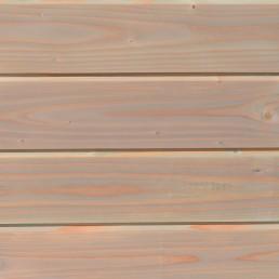 lame de palissade en douglas saturée gris vieux bois